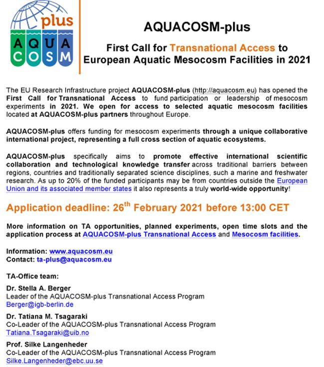 AQUACOSM_plus2021